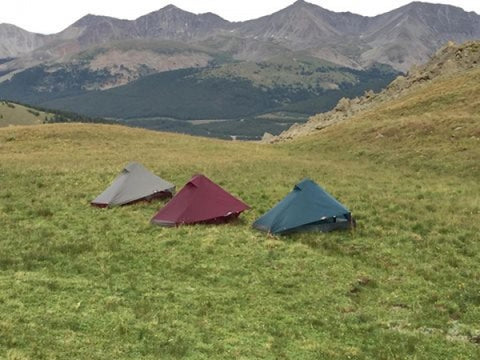 solong 6 tents coloradoo trail