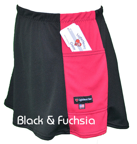Fleece Skirt -New lighter weight fabric