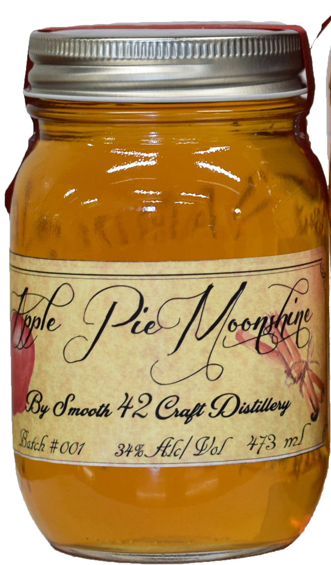 Apple Pie Moonshine Pint