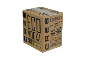 CRE8 Eco Vodka