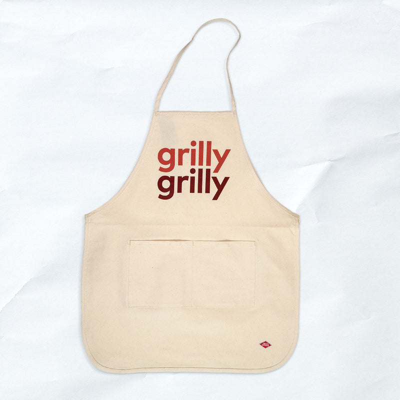 grilly grilly apron