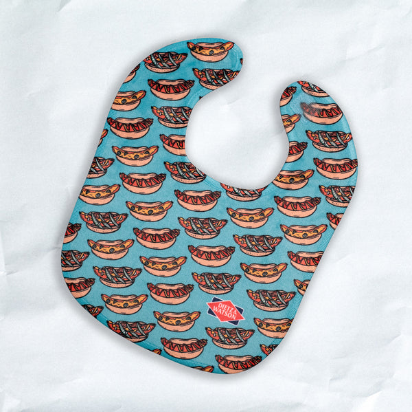 reusable bib 3-pack
