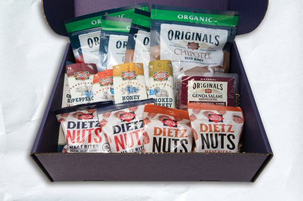 High Protein Snack Box
