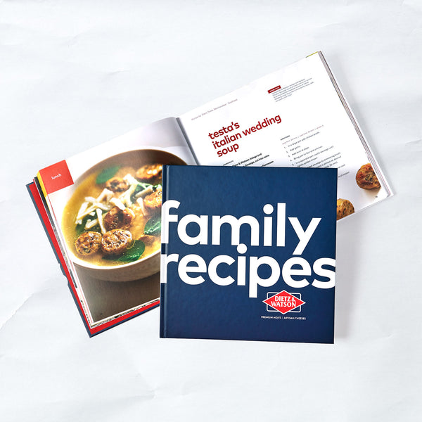 Dietz & Watson family recipes cookbook