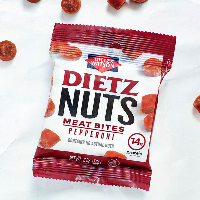 Dietz Nuts Pepperoni