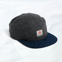 heritage logo 5 panel hat