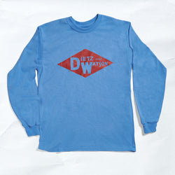 heritage blue long sleeve