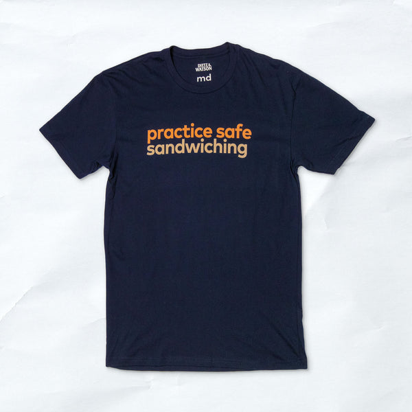 safe sandwiching tee
