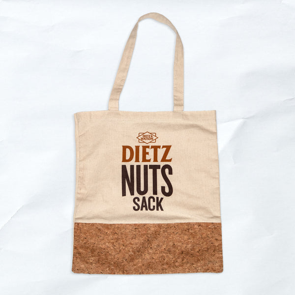 Dietz Nuts tote