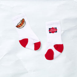 diamond baby socks