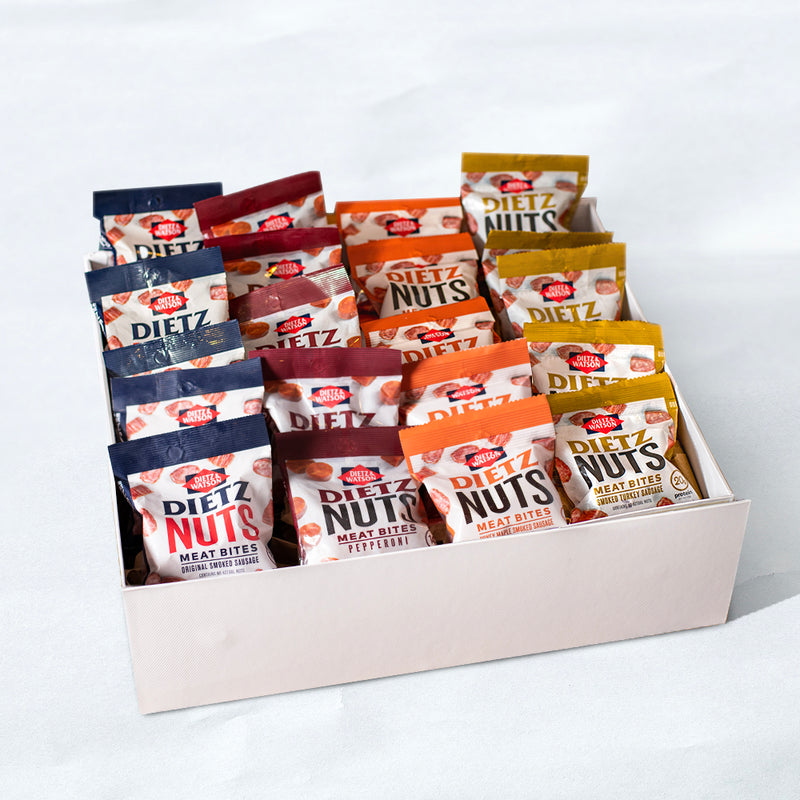 Dietz Nuts 20 Family Pack