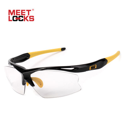 MEETLOCKS Sports Sunglasses  Lens Color Change intelligently - myglassesmart.com
