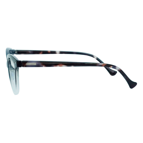 Soft Cat Eye Style Reading Glasses with Spring Hinges Arm for Women 1.00-4.00 - myglassesmart.com