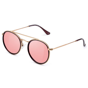 Polarized Sunglasses for Women Metal Frame UV400 Lenses,Super Light weight