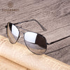 Mirror Pilot Vintage Stylish Sunglasses for Women
