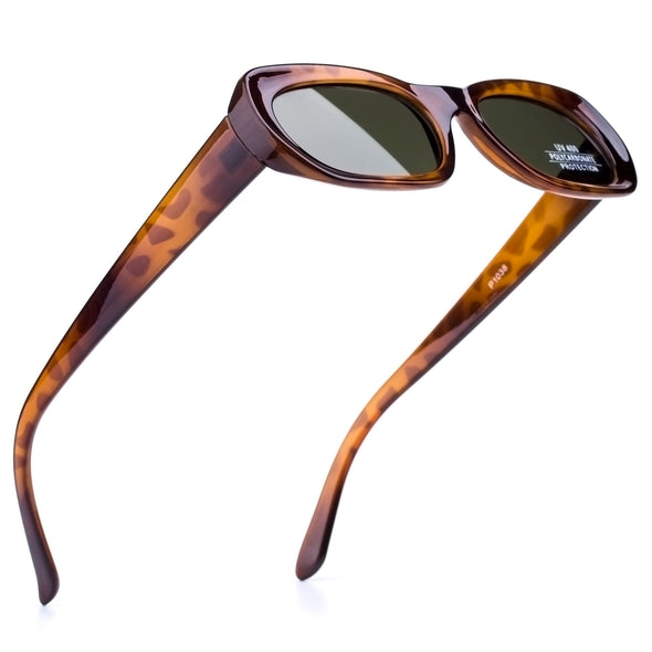 Square Tortie Stylish Sunglasses for Women