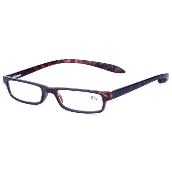 Reading Glasses Retro Designs Squares Pack Lot Power Clean - myglassesmart.com