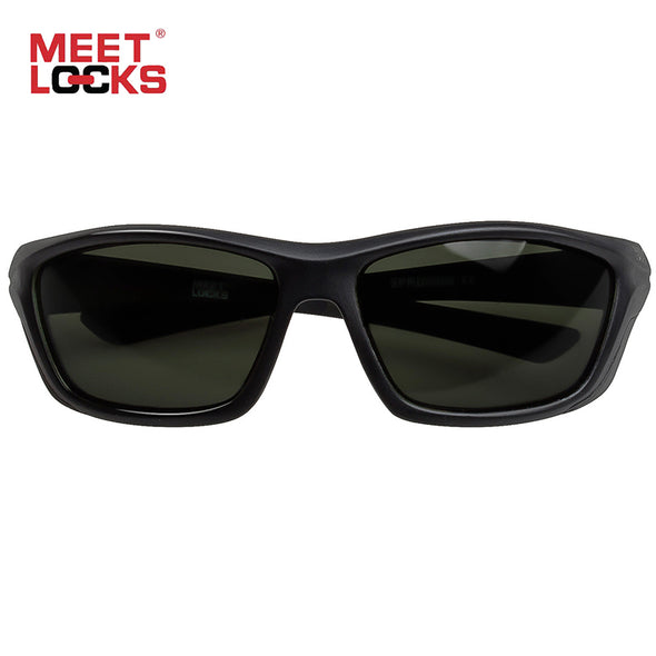 MEETLOCKS Brand  Sports Sunglasses PC Frame 100% UV protection - myglassesmart.com