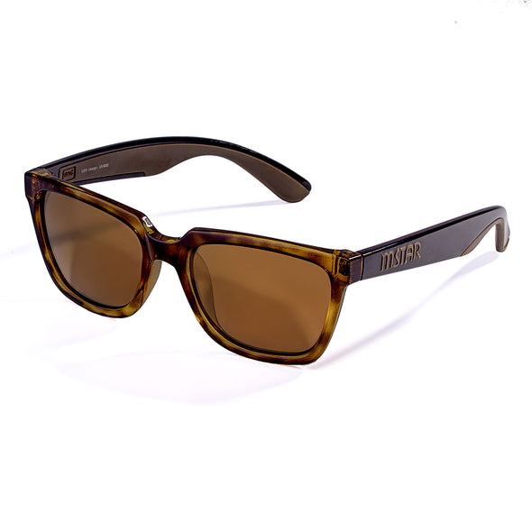 Square Tortoise Mens Designer Sunglasses