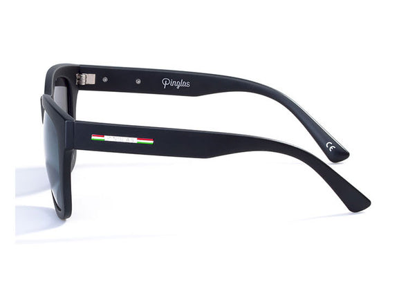 PINGLAS Square Frame with Polarized lenses w/ Polarized Lens - myglassesmart.com