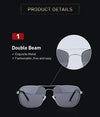 COLOSSEIN Fashion Sunglasses  with polarized  coating 100% UV protection - myglassesmart.com