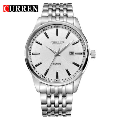 CURREN Watches Men Luxury Brand Business Casual Watch Quartz Watches relogio masculino8052 - myglassesmart.com