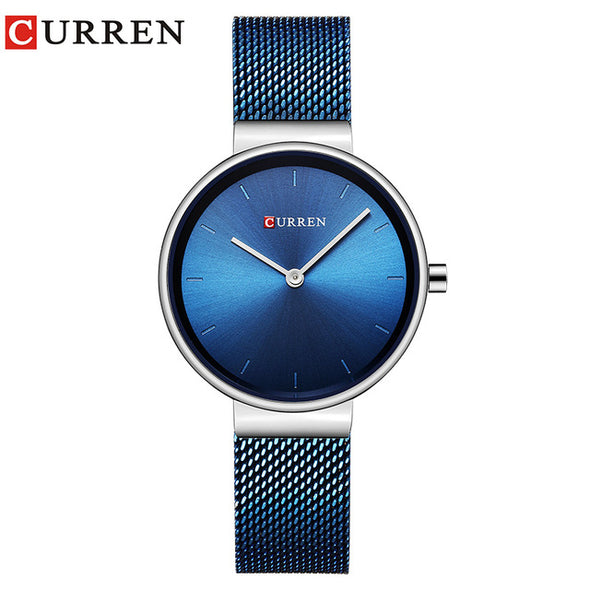 CURREN 9016 Women Watch New Quartz Top Brand Luxury Fashion Wristwatches Ladies Gift  relogio feminino - myglassesmart.com