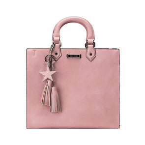 ZIWI  Brand  Lady Shoulder Handbag  New Vintage Solid Simple Design Pink Women Handbag Bolsa Feminina Fashion Bag WDS596 - myglassesmart.com