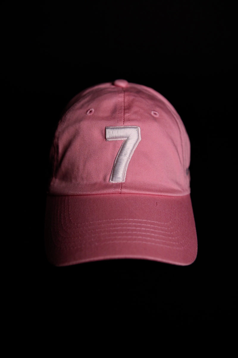 CMPD '7' PINK DAD HAT CLASSIC