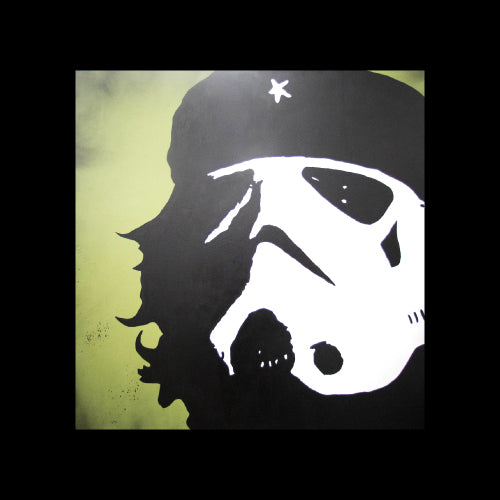 URBAN MEDIUM - CHE TROOPER CANVAS