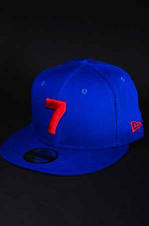 LOS ANGELES CLIPPERS 7 SNAPBACK