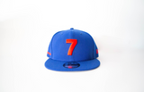 COMPOUND NEW ERA COLLAB '7' SNAPBACK