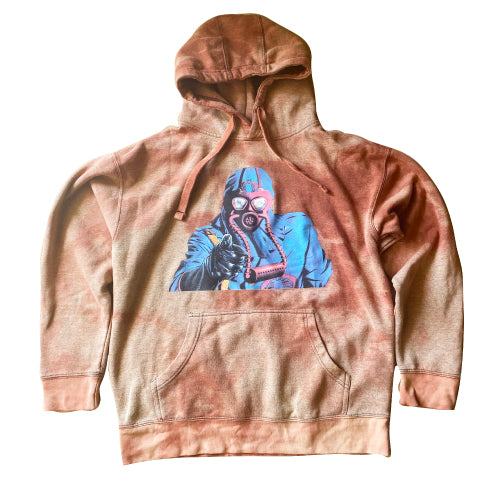 Compound Commander Tie Dye Hoodie