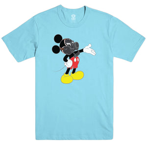 Gas Mask Mouse T-Shirt