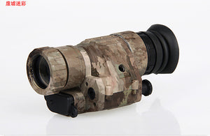 Free shipping  Hunting night vision riflescope monocular device night vision goggles