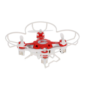 Original 124 Micro Pocket RC Drone 4CH 6Axis Gyro Switchable Controller