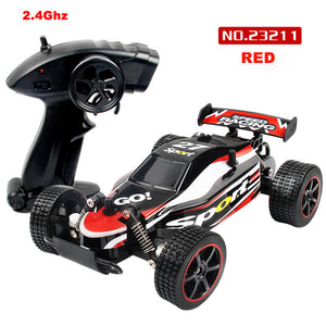 1:20 2.4G 2WD RC Car Radio Controlled Toys For Kids Boys Off Road RTR Racing