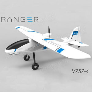 Volantex Ranger 757-4 7574 FPV 1380mm Wingspan EPO RC Airplane KIT