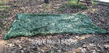 4x2m Car Drop netting Hunting Camping Military jungle Camouflage Net