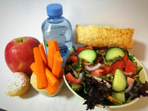 Gluten Free Garden Salad Lunch Pack - Carmichael College