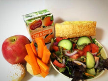 Vegan Garden Salad Lunch Pack - Carmichael College