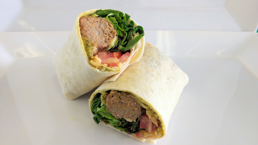 Teachers Gourmet Wrap - Meatball - CTK