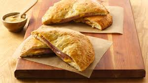 Ham & Cheese Pizza Pocket - CTK
