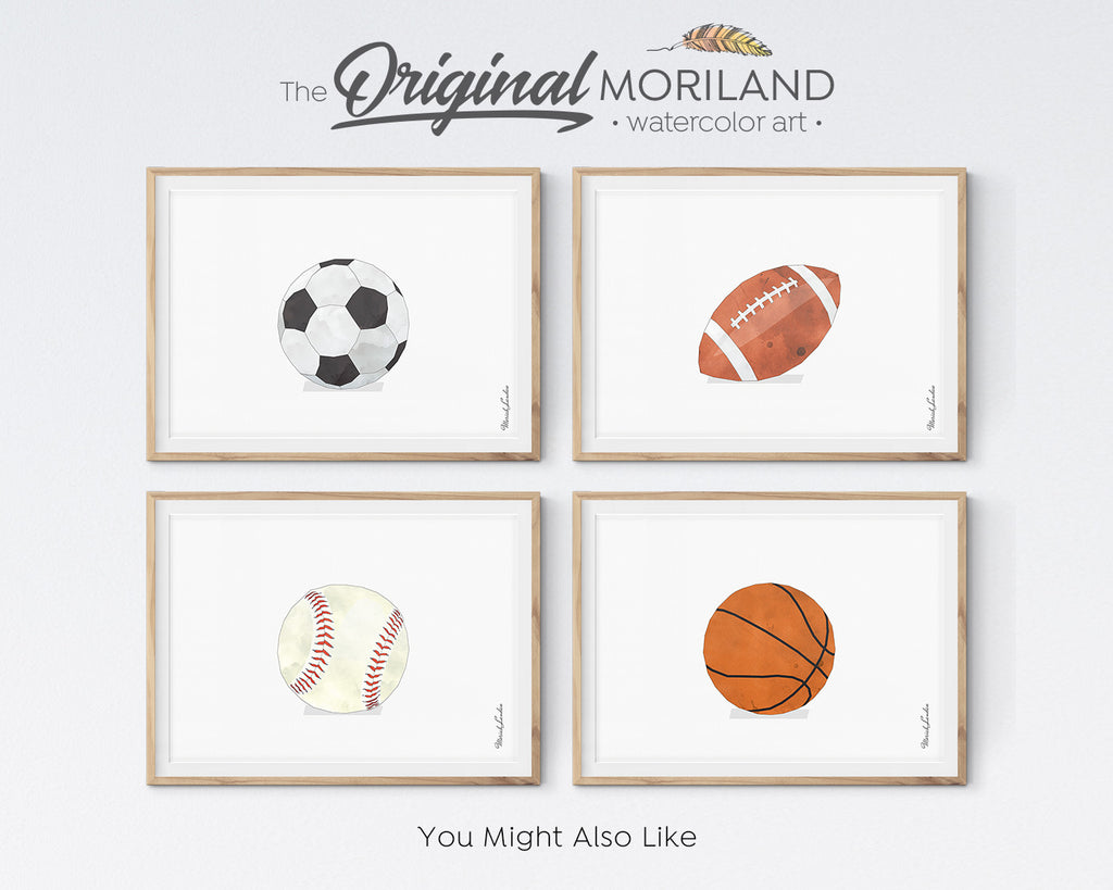 Baseball Print - Printable Art