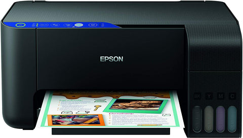 Epson EcoTank ET-2711 A4 Print/Scan/Copy Wi-Fi Printer