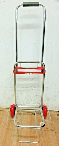 Stainless Steel Lightweight Grip Handle Trolley Luggage Cart