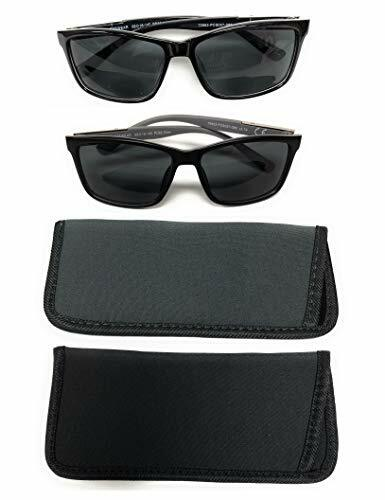 Classic Unisex Sunglass Readers Invisible Bifocal Men