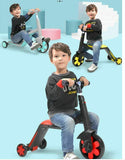 3 in 1 Scooter for Kids push bike Balance Bike tricycle 4 colours new