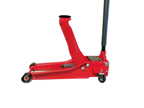 3 Ton 75mm Ultra Low Profile Trolley Jack Fast Lift Garage Car Floor Lifting
