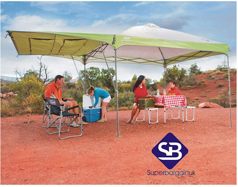 Coleman 120 '' X 120 '' Swing Wall Unisex Instant Shelter